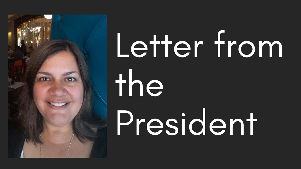 Letter from the President